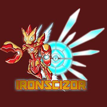 IronScizor by JustJoshDesigns