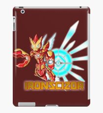 IronScizor iPad Case/Skin