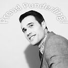 Proud Punderling - Brett Dalton by brettspunfund