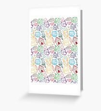 Pets and animals Phone Case Greeting Card