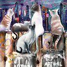 Street Gang by Robin Pushe'e