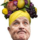 Rudy Giuliani Banana Republican by Thelittlelord