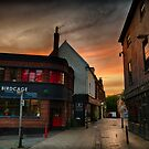 Pottergate at Dawn by Ruski