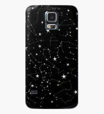 Funda/vinilo para Samsung Galaxy Constelaciones