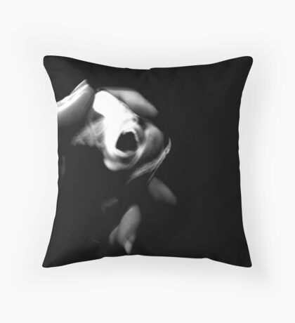 The Captive Throw Pillow