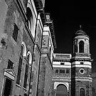 Esztergom Basilica by Rodney Johnson