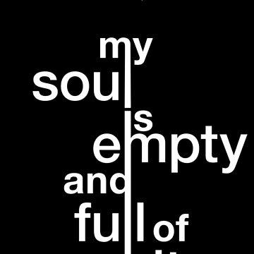 Slaves My Soul Is Empty and Full of White Girls by marekmutch