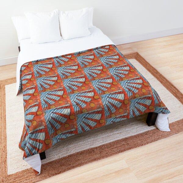 Fantasy Flower Comforter