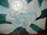 First Gardenia by Faith Coddington Krucina