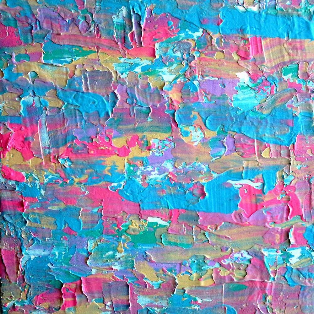 Pretty Pastel Design  by ShiningEyeArts