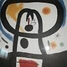 Spring Equinox by Juan Miro by Faith Coddington Krucina