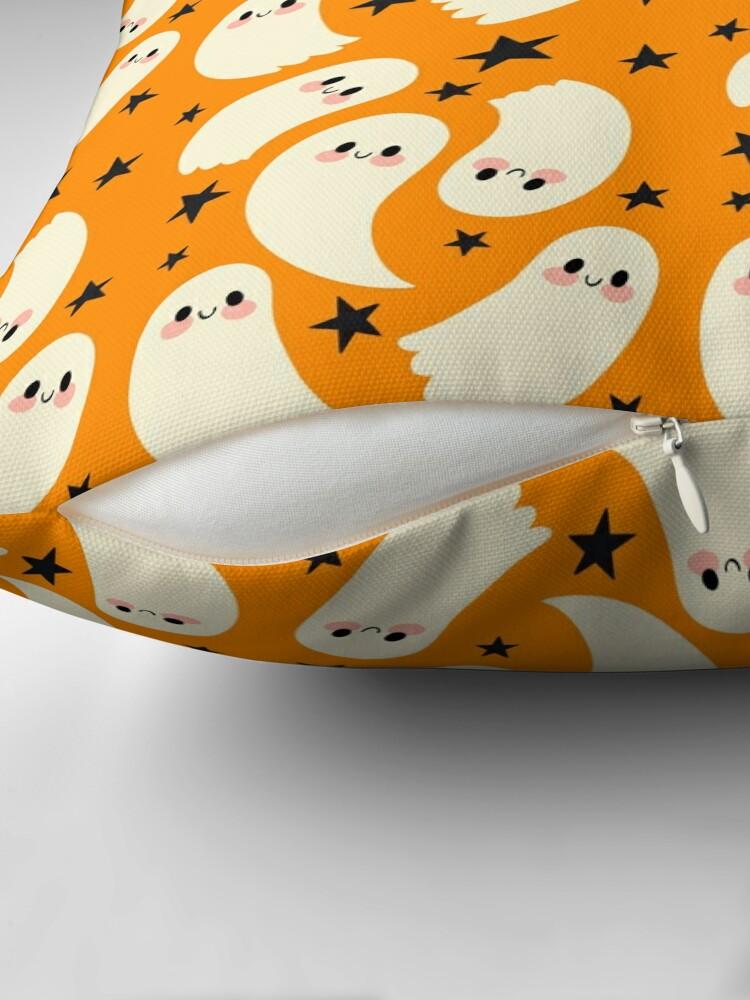 Alternate view of Cute Ghosts Floor Pillow