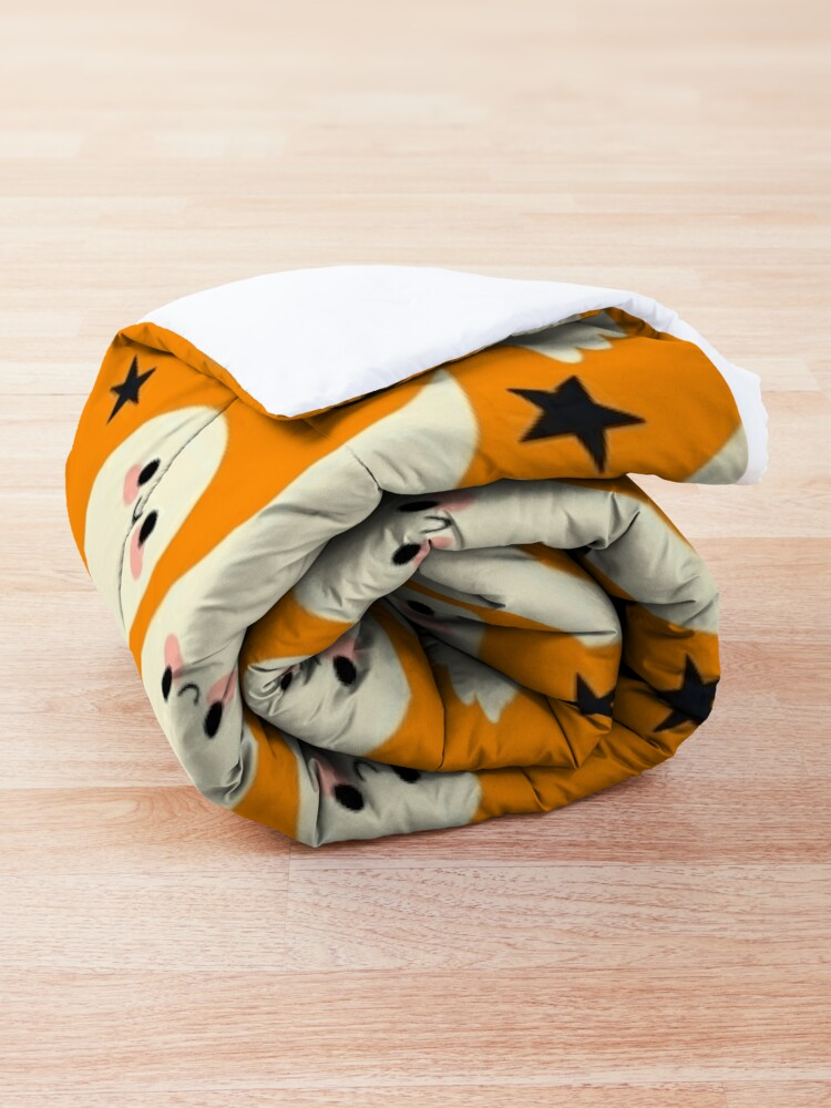 Alternate view of Cute Ghosts Comforter