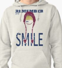 Remember my Smile Pullover Hoodie
