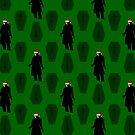 Weihnachten Santa Nosferatu von gossiprag