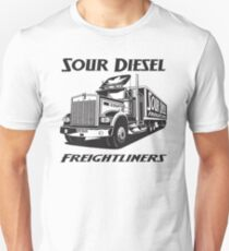 Sour Diesel Freightliners T-Shirt