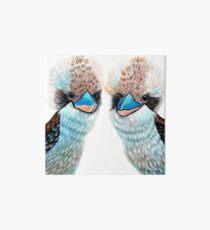 Kooky Kookaburras Art Board Print