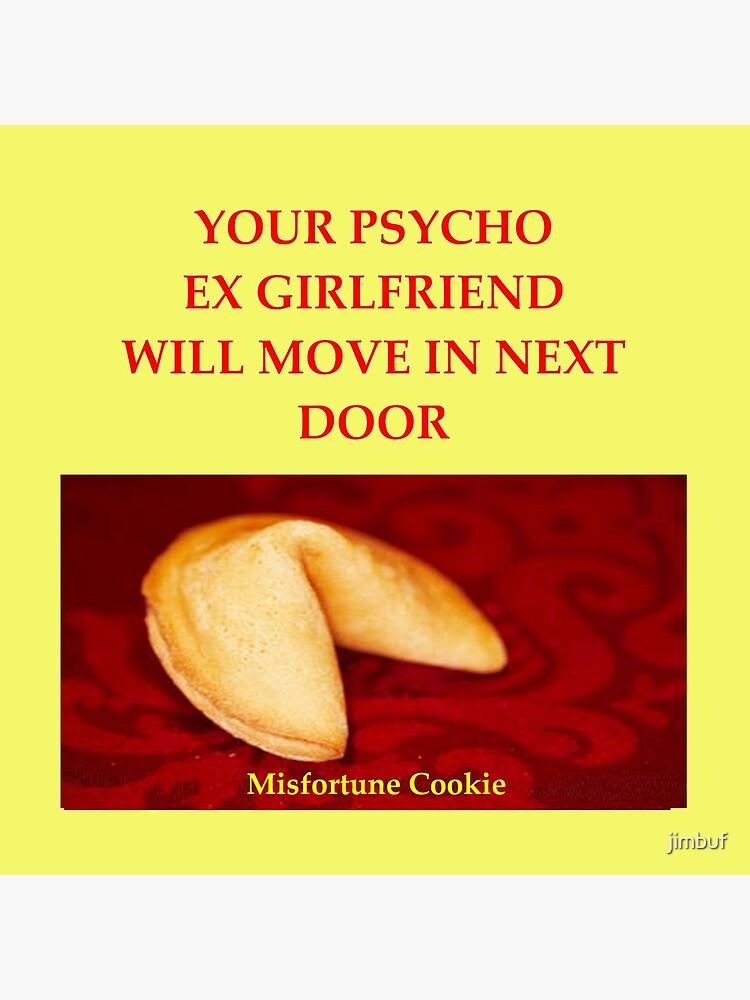 Misfortune Cookie joke by jimbuf