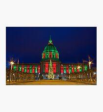 City Hall Photographic Print