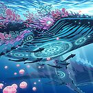 Whale Beings by Tami Wicinas