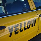 yellow cab  by Elizabeth Rodriguez