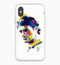 Vinilo o funda para iPhone Arte de Roger Federer