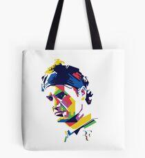 Roger Federer Kunst Tote Bag