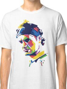 Roger Federer art Classic T-Shirt