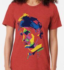 Camiseta de tejido mixto Arte de Roger Federer