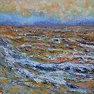 Orange Sea by TerrillWelch