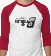 This is an excellent rectangle! Men's Baseball ¾ T-Shirt