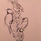 Feed The Birds by leunig