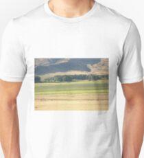 Alfalfa Field in Montana Unisex T-Shirt