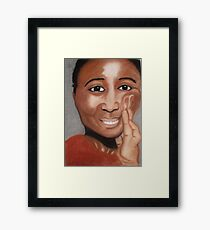Hey You! Framed Print