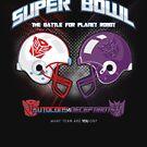 Intergallactic Super Bowl by D4N13L