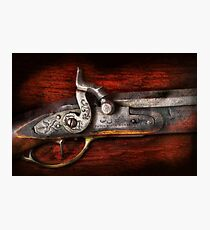 Gun - Rifle Works  Photographic Print