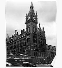 St. Pancras Poster