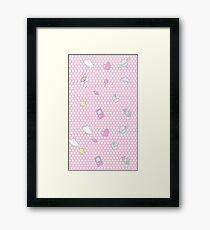 My occupations - Fairy Kei Framed Print