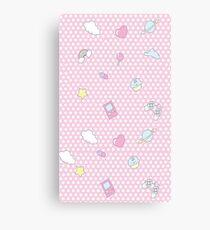 My occupations - Fairy Kei Canvas Print