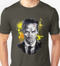 Jim Moriarty + paint T-Shirt