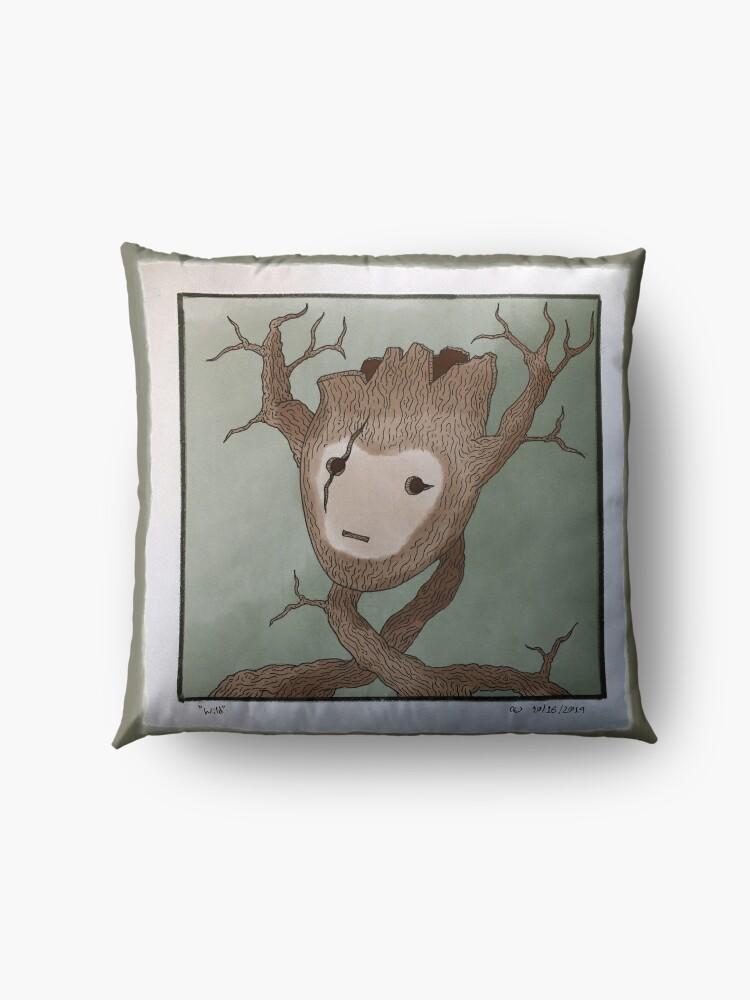 Alternate view of Wild Floor Pillow