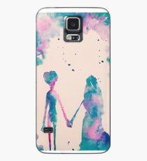 Watercolor Corpse Bride Case/Skin for Samsung Galaxy
