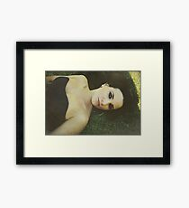 The Afternoon Framed Print