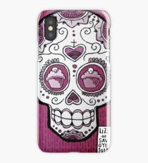 Scary Berry iPhone Case