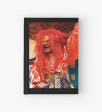 Oni (Japanese Demon) Hardcover Journal
