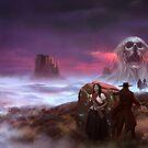 Down Darker Trails von Sam Lamont von Chaosium