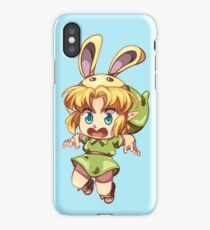 Bunny Mask iPhone Case/Skin