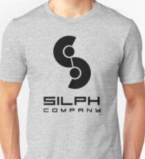 Silph Co. Logo (in Black) T-Shirt