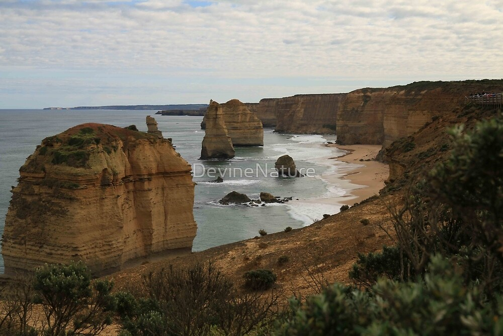 Twelve Apostles by DevineNature