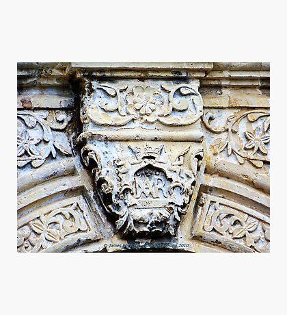Alamo Detail Photographic Print